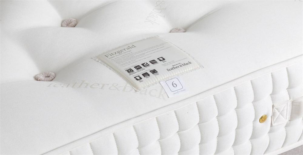 Sienna Bed & Fitzgerald Mattress